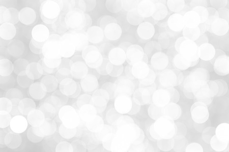 white bokeh background abstract light background