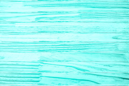 Old pastel blue colour wood wall texture background. Stock Photo