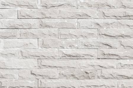 Black and white brick wall texture background/brick wall pattern gray color of modern style design decorative uneven 스톡 콘텐츠