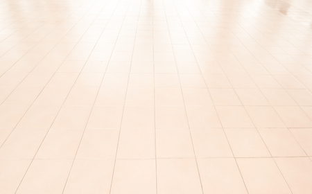 Ceramic Floor Texture Inside The Office Building White Shot From Side See