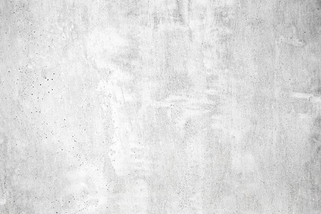 white concrete texture background of natural cement or stone old texture as a retro pattern wall.Used for placing banner on concrete wall. Banque d'images - 112595414