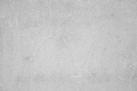 white concrete texture background of natural cement or stone old texture as a retro pattern wall.Used for placing banner on concrete wall. Imagens