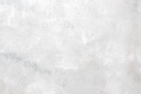 sfondo bianco di cemento naturale o pietra vecchia struttura come un muro modello retrò. È un concetto, idee di design in stile Loft che vivono a casa.