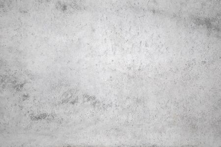 Fond de texture de béton blanc de ciment naturel ou de texture ancienne en pierre comme mur de modèle rétro.Utilisé pour placer une bannière sur un mur de béton.