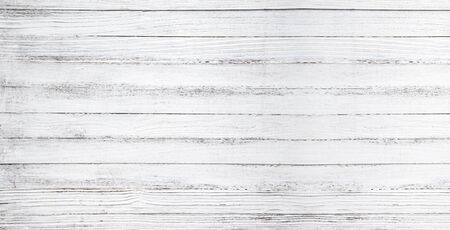 white wood wall texture old  vintage using classical background or use it in design and decorative