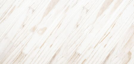 white wood wall texture old  vintage using classical background or use it in design and decorative. Zdjęcie Seryjne