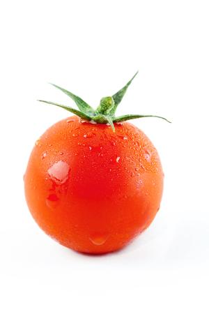 xwhite: Tomatoes, red delicious Japanese garden