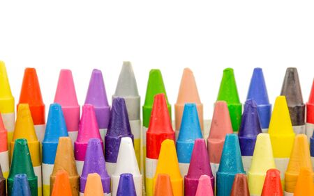 kelly green: pencil ArtTry to make the best of now Stock Photo