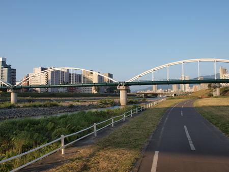 Landscape of Toyohira