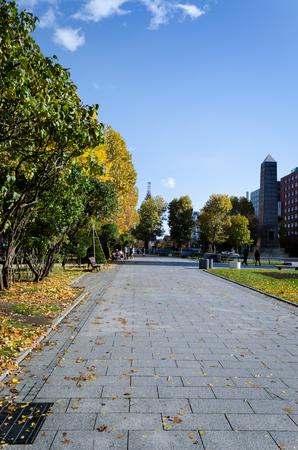 odori: Weather in Odori Park