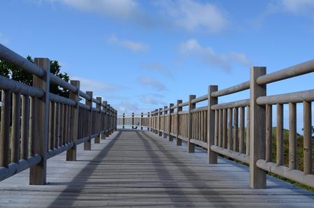 promenade: For the sky promenade