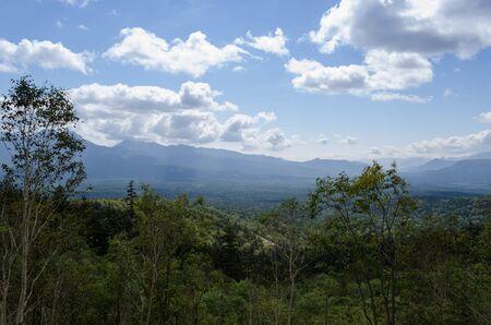 prospector: Mikuni pass landscape