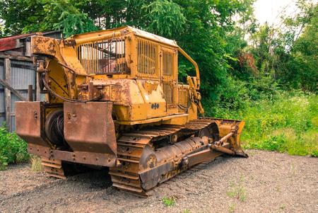 rusty: Rusty car