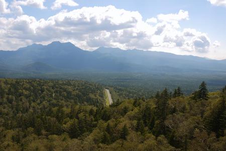prospector: La vista desde el pase Mikuni