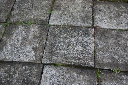 concrete: Square concrete