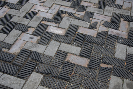 Tile path