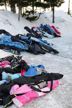 Ski preparation