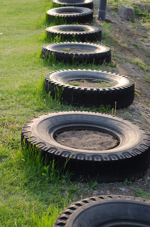 Tire line