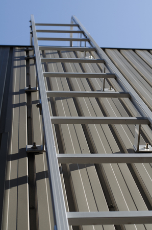 Aluminum ramps Reklamní fotografie