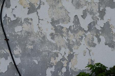Film-skinned concrete wall