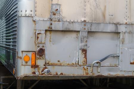 Silver rear