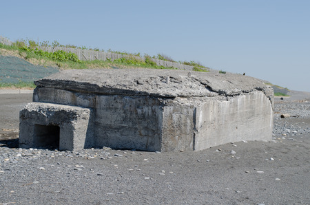Seaside bunker