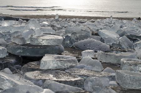 Ice jewelry 写真素材