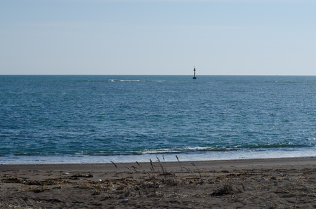 Sea of Kushiro 写真素材