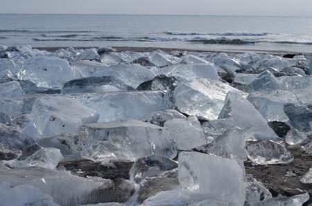 The sea of ice jewelry