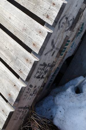 Wooden pallets Editöryel