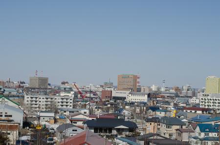 Scenery of Kushiro