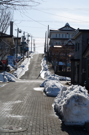 Scenery of Kushiro