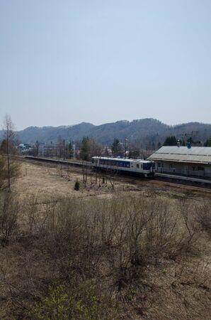 View of Kanoya Station