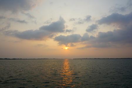 sunrises: sunrises on the sea