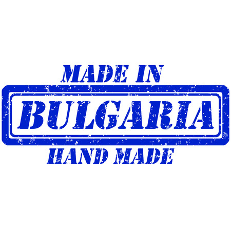 Rubber stamp hand made and made in bulgaria