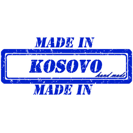 rubber stamp made in kosovo hand made