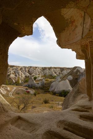 Public places Urgup Cappadocia Turkey cave