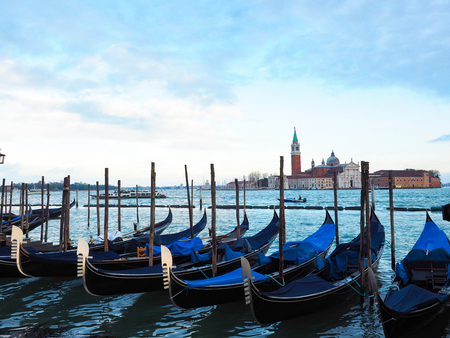 Venice, the city of water One of the popular Italian cities