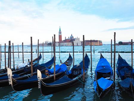 Venise, la ville de l'eau Une des villes italiennes populaires