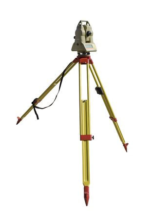 polar station: geodetic device - total station