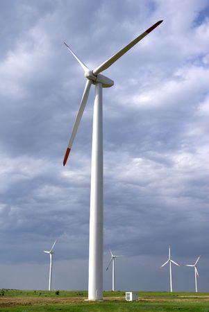 Wind generator Stock Photo - 3521441