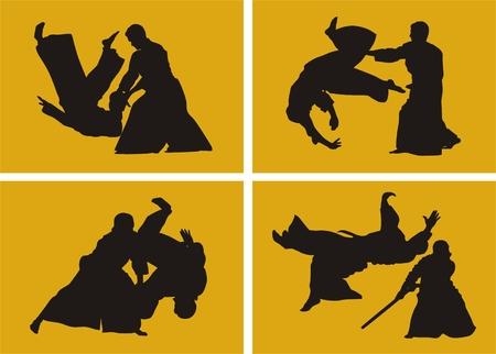 aikido: Aikido  Illustration