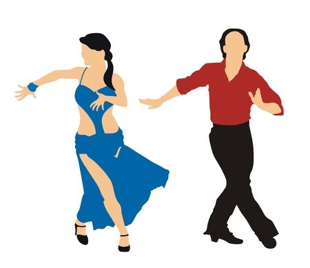 cha: Latin American dance
