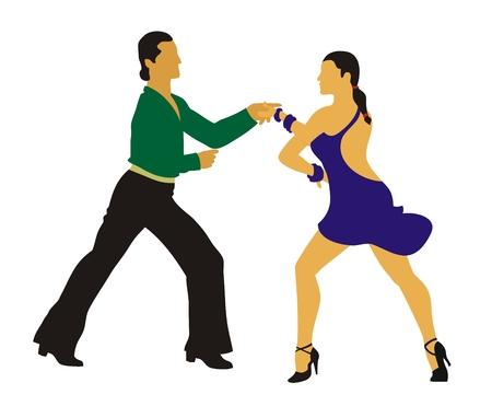 waltz: Latin American dance