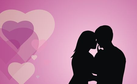 bridegrooms: Couple in love