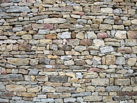 dries: Stone wall texture for designers and 3d artists