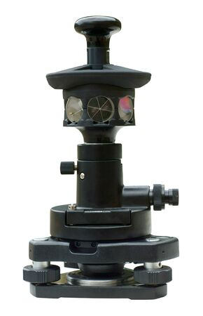 surveying: Geodetical signal for precise angles and distance measurement