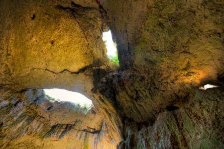 prodigy: Devetashka cave situated in north Bulgaria