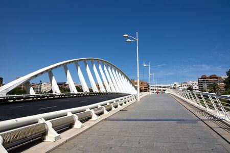 Puente Disenado Por El Arquitecto Santiago Calatrava Llamado