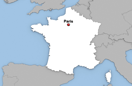 Map Of France Showing Paris.228 Atlas Paris Stock Illustrations Cliparts And Royalty Free Atlas